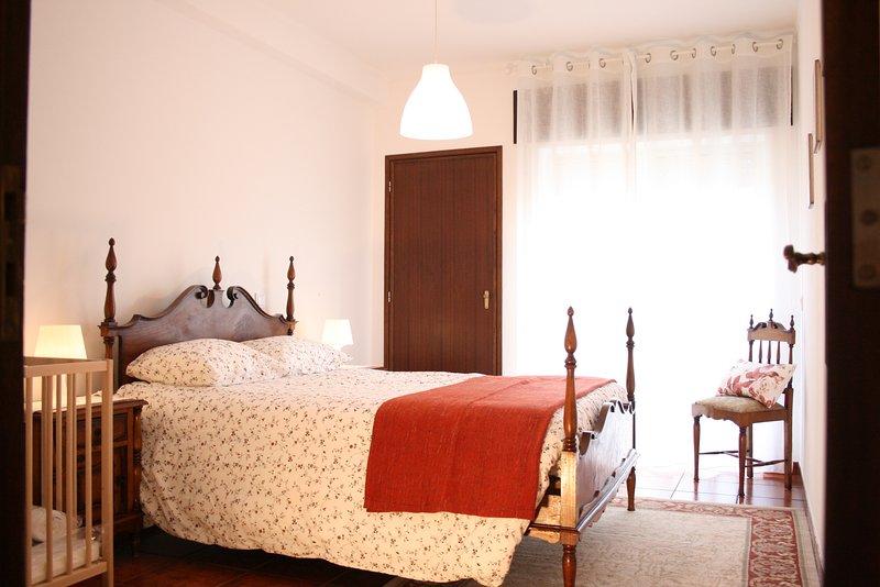 Habitación 1 - Suite con cuna
