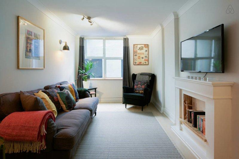 My elegant living area.