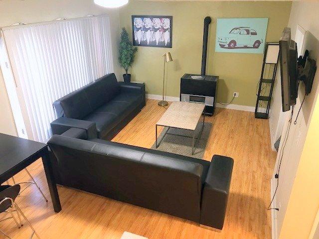 Living Room w/ TV (Voice Controlled Amazon Firestick w/ Netflix)