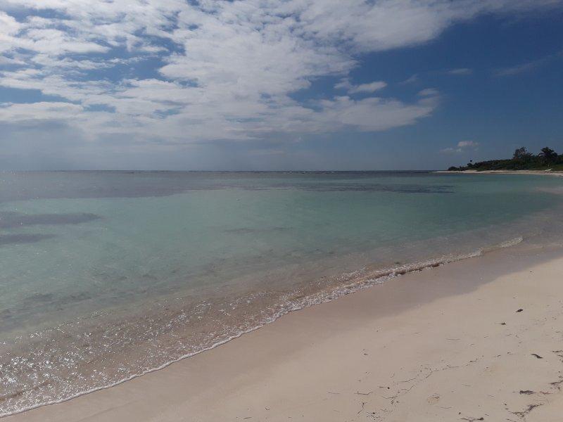 Playa al sur