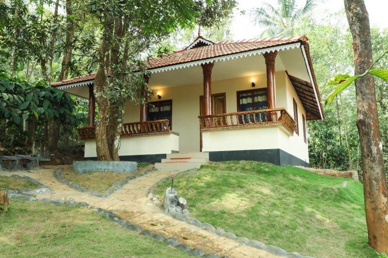 Green Garden Holiday Home Wayanad, vakantiewoning in Lakkidi