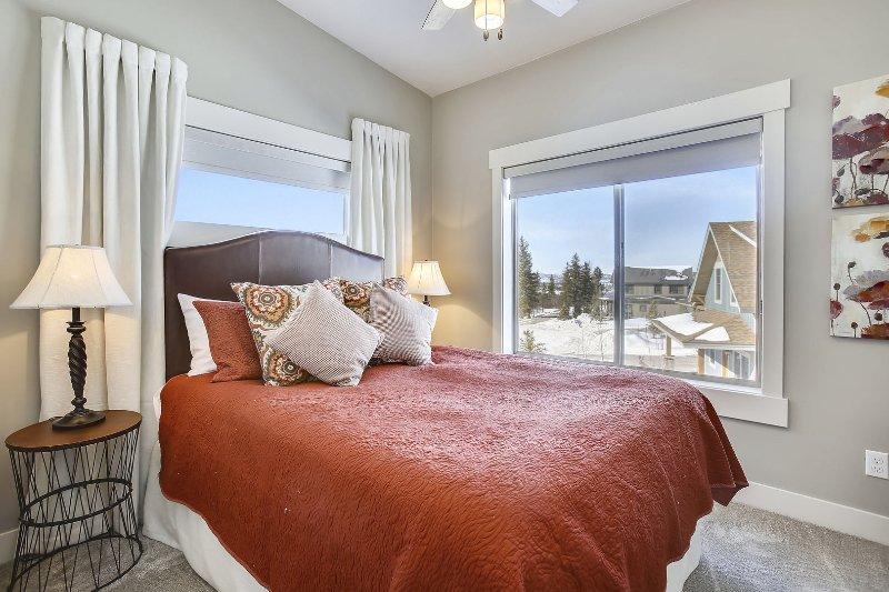 3rd bedroom suite custom furnishings.