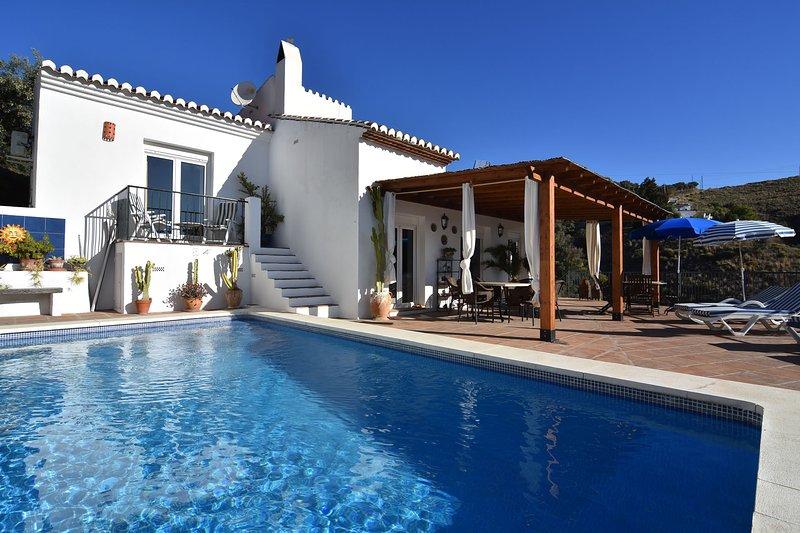 Villa Frigiliana 006, holiday rental in Frigiliana