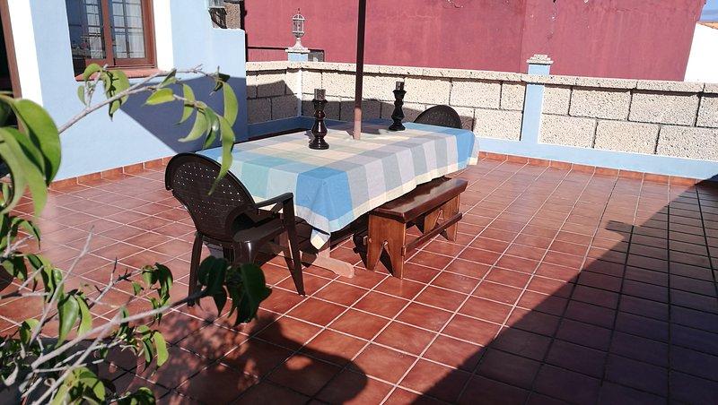 Casa katiuska, vacation rental in La Guancha