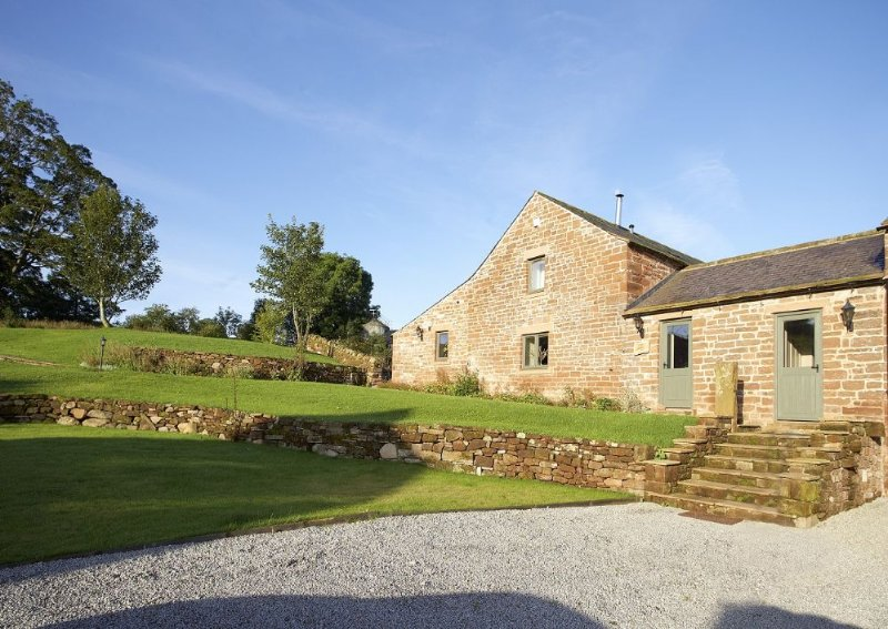 Jenny's Croft, 5*rated, two bedroom ensuite Grade II listed sandstone barn conversion