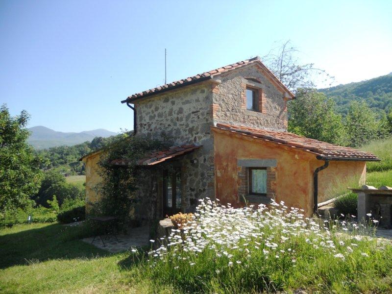 Seccatoio, holiday rental in Roccalbegna