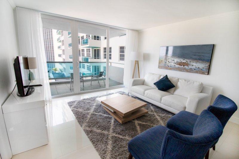 apartamentos de estilo moderno están disponibles ahora! rápido vistazo a la sala de estar para que su estancia sea agradable