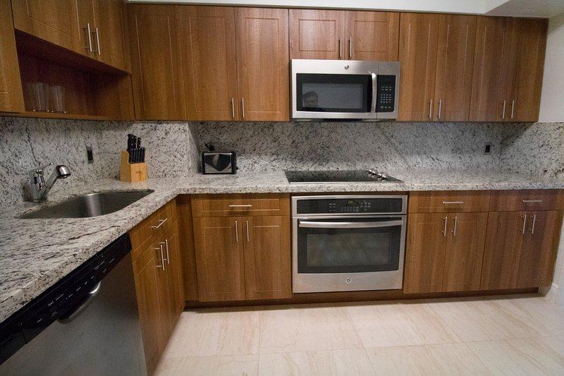 le suite sono dotate di cucina