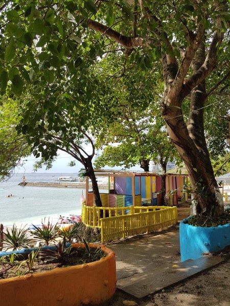 Mactan Newtown Condo Sea View 360 degree, location de vacances à Olango Island