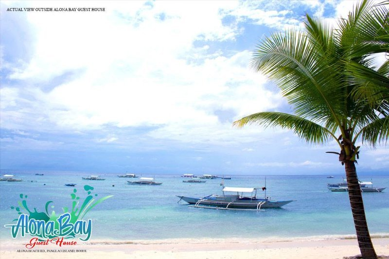 Panglao Alona Bay Guest House (Deluxe 3), holiday rental in Tawala