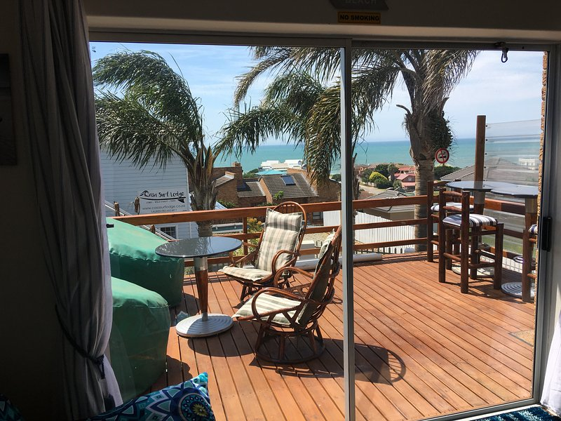 Beach Gypsy The Deck, holiday rental in Saint Francis Bay