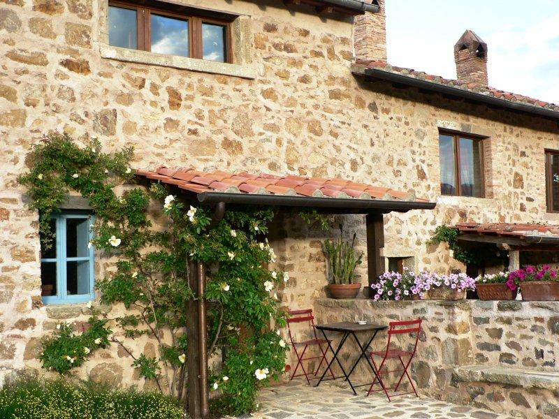 Casa Grande, holiday rental in Roccalbegna