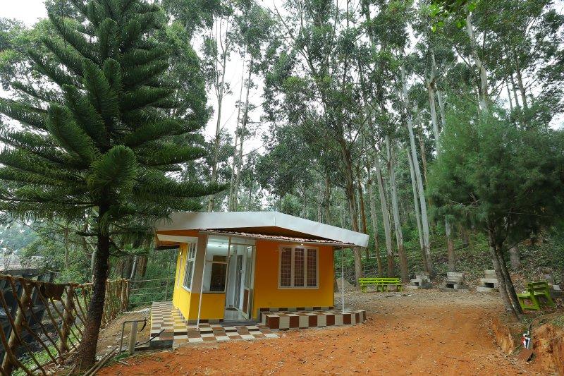 J S VILLA ,Vattavada, Munnar, holiday rental in Vattavada