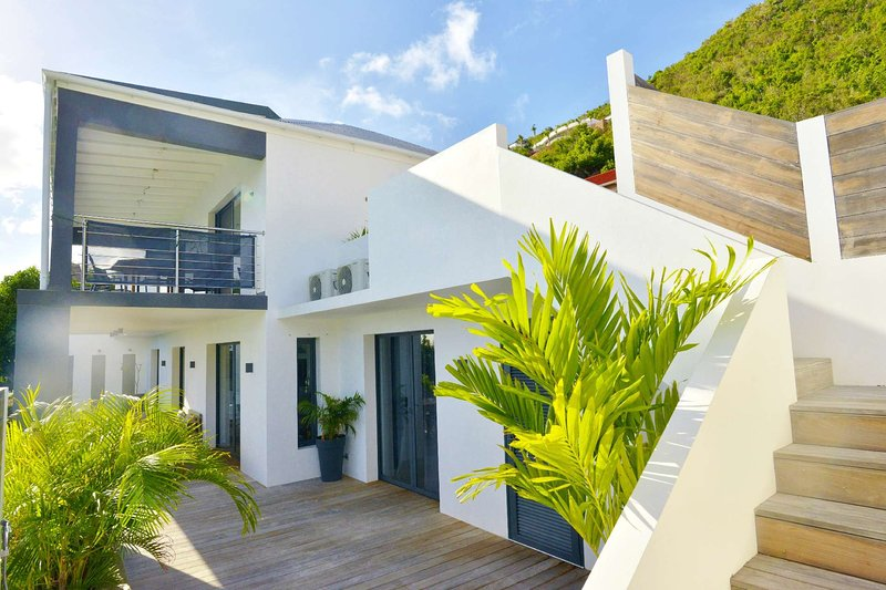 Villa Seaduction: a delightful one bedroom property in Corossol St Barts, alquiler de vacaciones en Corossol