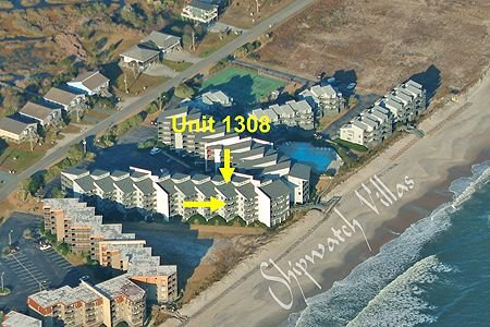 Aerial View Showing Unit Location