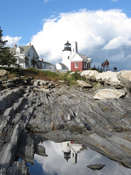 Pemaquid Phare