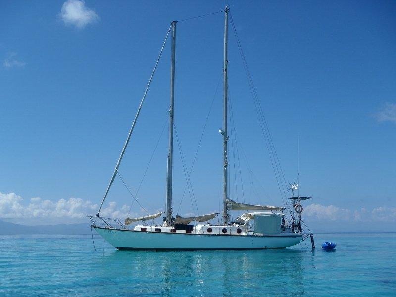 Explora San Blas el Pantalasa y descubrir islas de ensueño y anclajes turquesa
