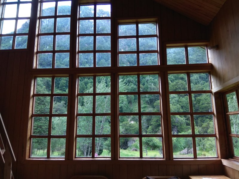Cabaña Lodge 8 personas Pesa Tranquilidad  Naturaleza Paz Familiar Parque, casa vacanza a Aisen Region