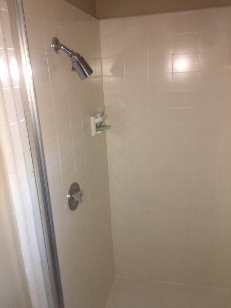 Guest bath/third bedroom  shower