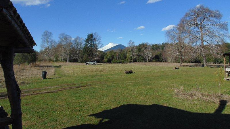 Cabañas Entre Volcanes, holiday rental in Vilcun