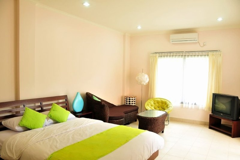 ABC Apartment Room No. 3 with terrace 'PROMO', holiday rental in Sanur