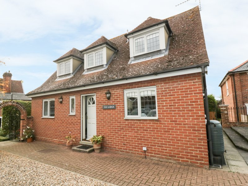 The Lodge off High Street, Hadleigh, holiday rental in Hadleigh