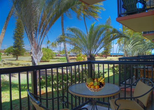 OCEAN VIEW Poipu Bliss**  FAST WIFI** Ground Floor**, holiday rental in Kauai