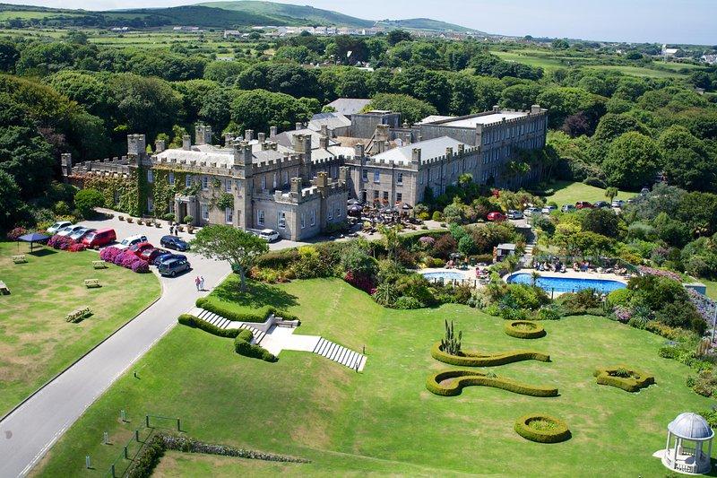 Tregenna Castle Grounds