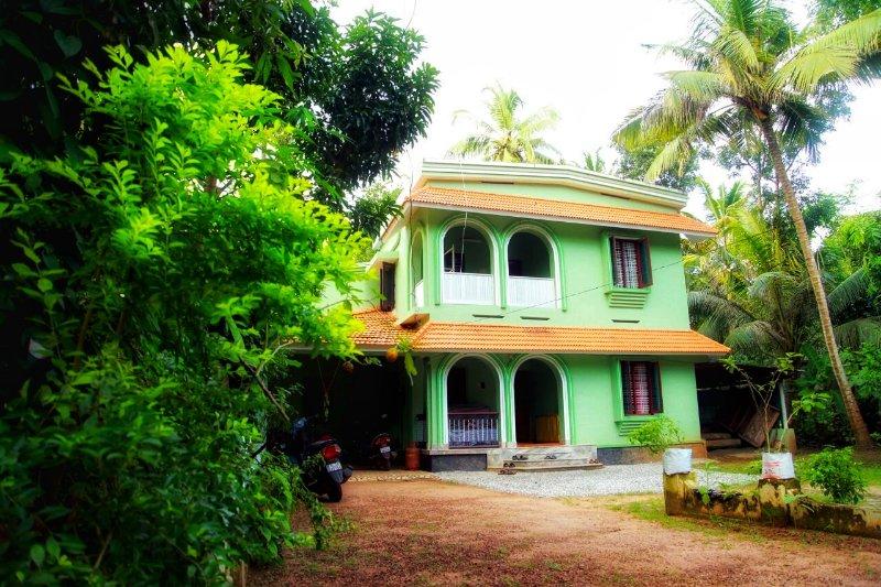 Mayookham Villas: Room 1, aluguéis de temporada em Kollam District