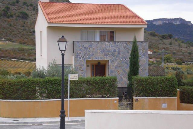 Casa unifamiliar de vacances al Priorat, Cornudella de Montsant, aluguéis de temporada em Vilaplana