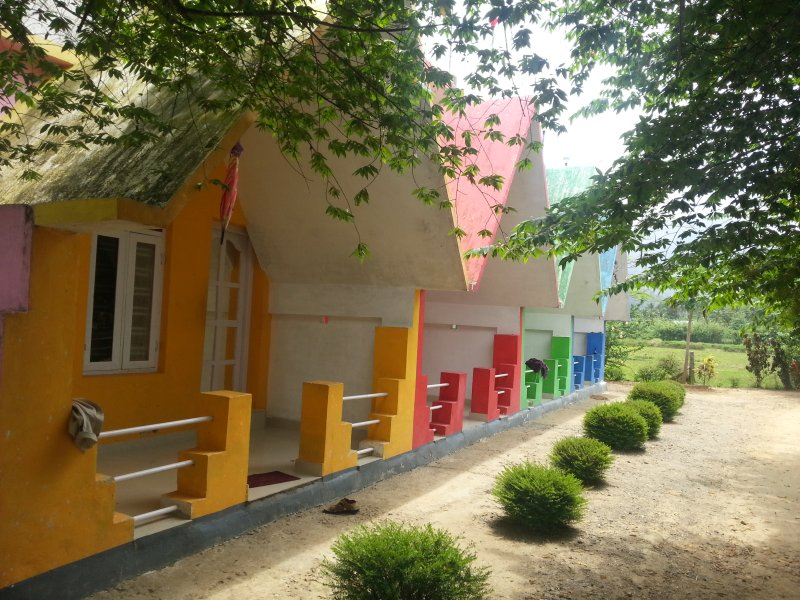 HILL VIEW HOMESTAY .. FELL THE VIBES OF NATURE !! – semesterbostad i Palakkad