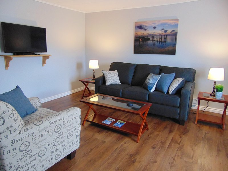 River Rest Vacation Home, alquiler de vacaciones en Gros Morne National Park
