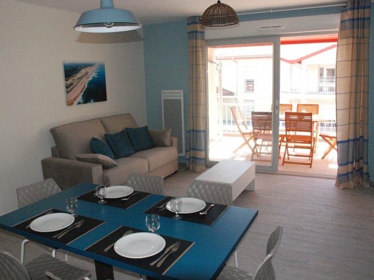 Updated 2019 2 Bedroom Apartment In Vieux Boucau Les Bains France