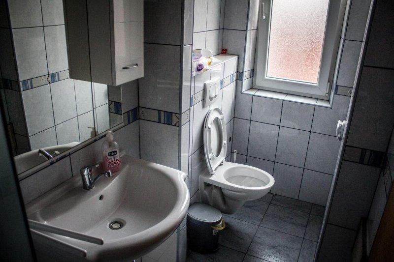 Baño, Superficie: 3 m²
