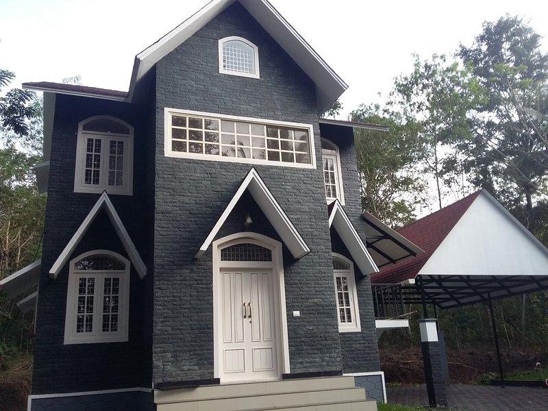 HOMZY Service Villa, casa vacanza a Thirunelly