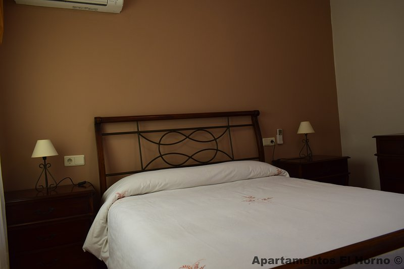 Apartamentos El Horno 2I, holiday rental in Purullena