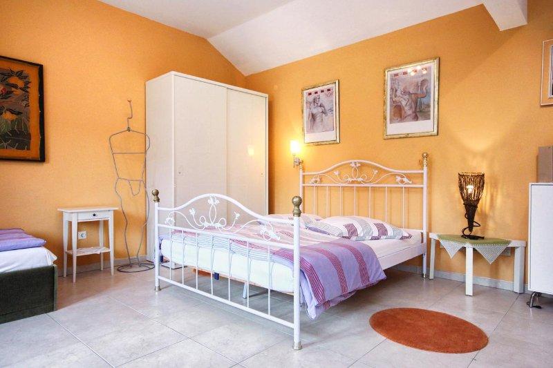 Slaapkamer, Oppervlakte: 19 m²