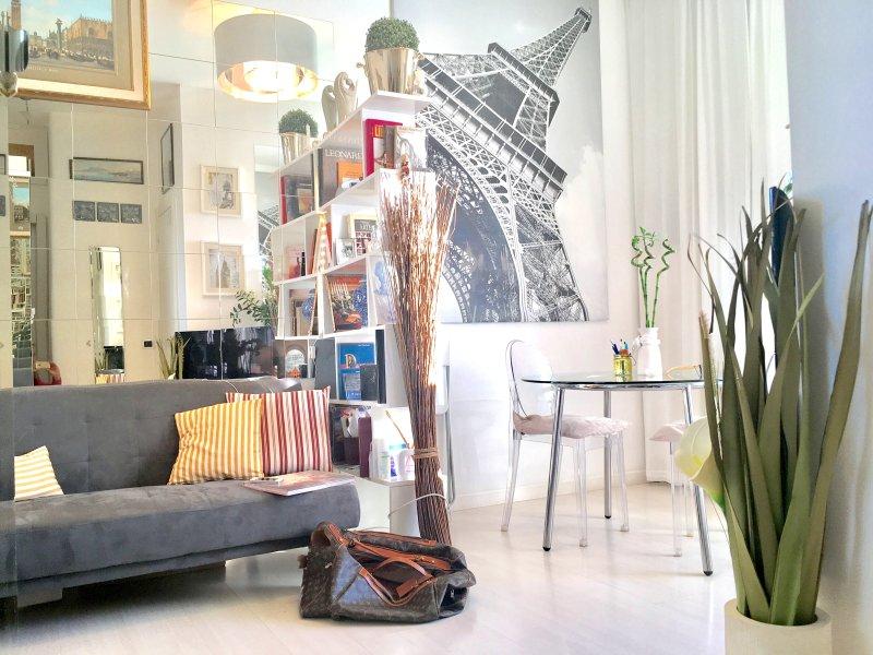 L'appartamento del Parco Sempione en Milan, vacation rental in Novegro