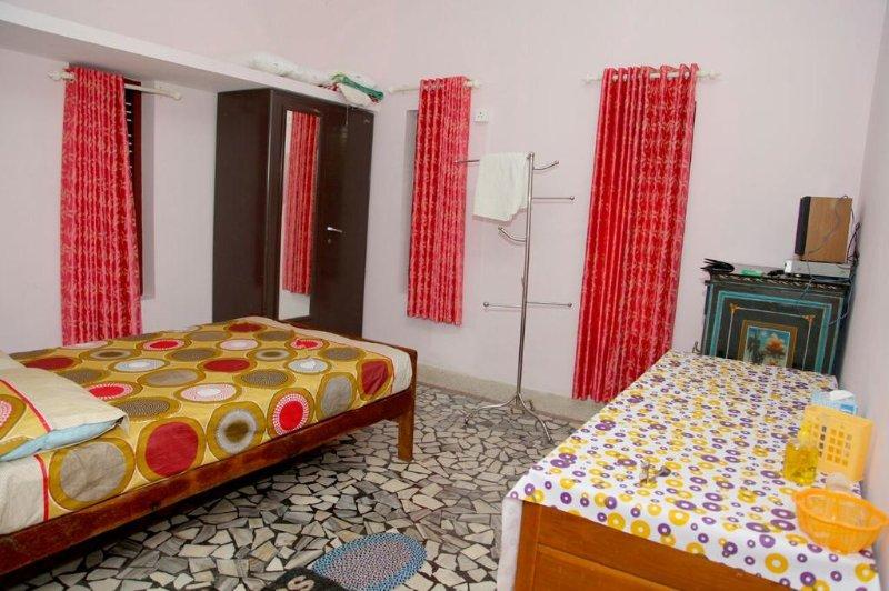 Mayookham Villas: Room 2, aluguéis de temporada em Kollam District