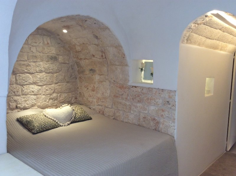 Extrabed Suite Musiker Trullo