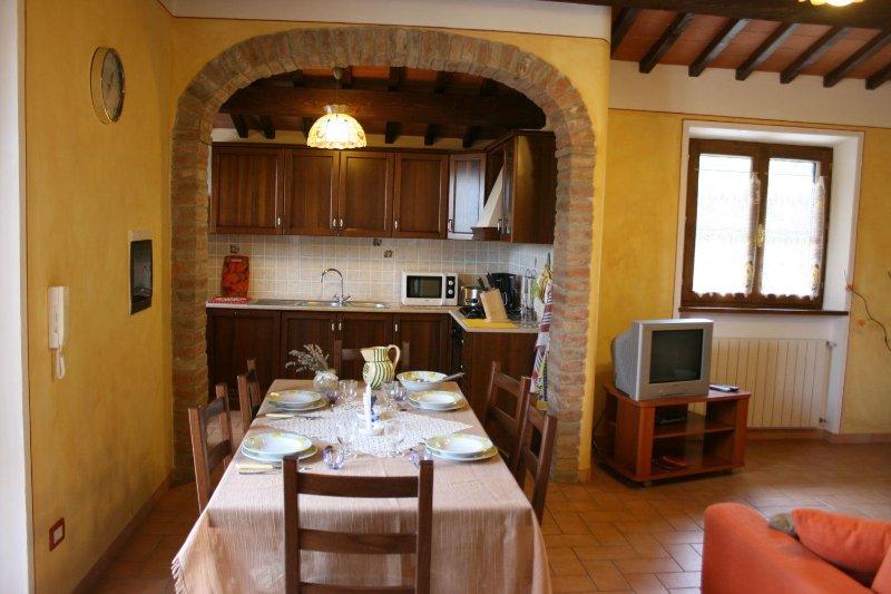 VILLA ABA, holiday rental in Castiglione del Lago