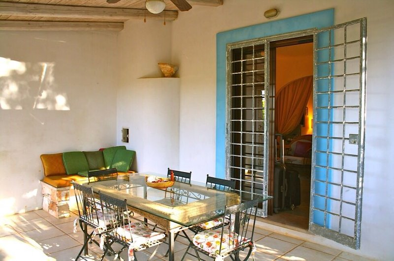 Outdoor-Suite dell'amore