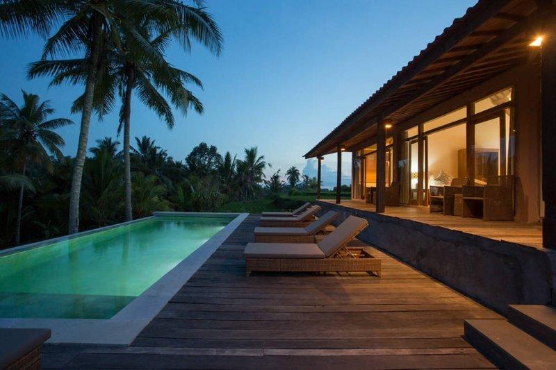 Villa at Ubud (Double Room 10), holiday rental in Peliatan