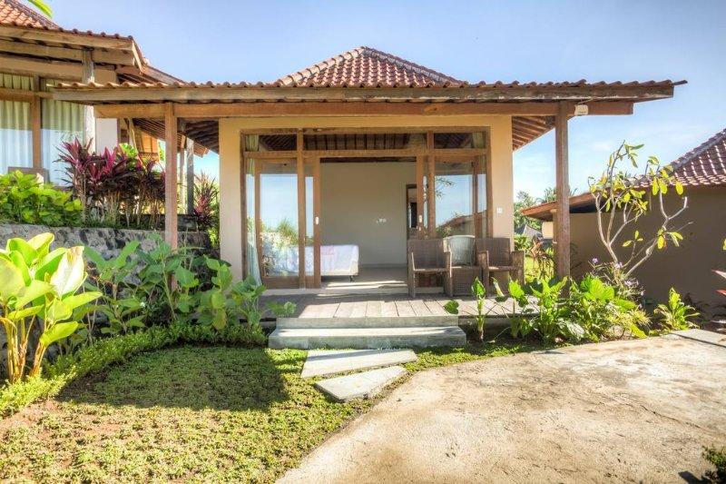 Villa at Ubud (Double Room 2), holiday rental in Peliatan