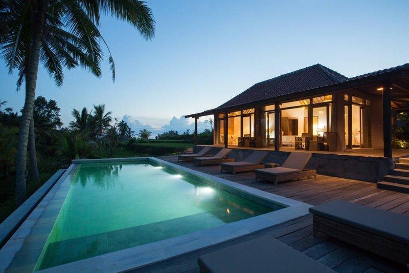 Villa at Ubud (Double Room 4), holiday rental in Peliatan