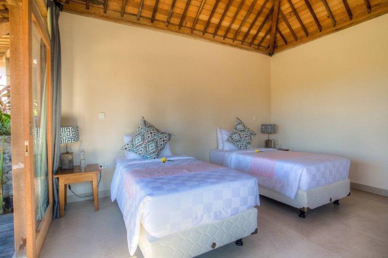 Villa at Ubud (Double Room 9), holiday rental in Peliatan