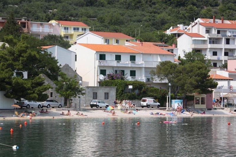 Three bedroom apartment Igrane, Makarska (A-6653-a), aluguéis de temporada em Igrane