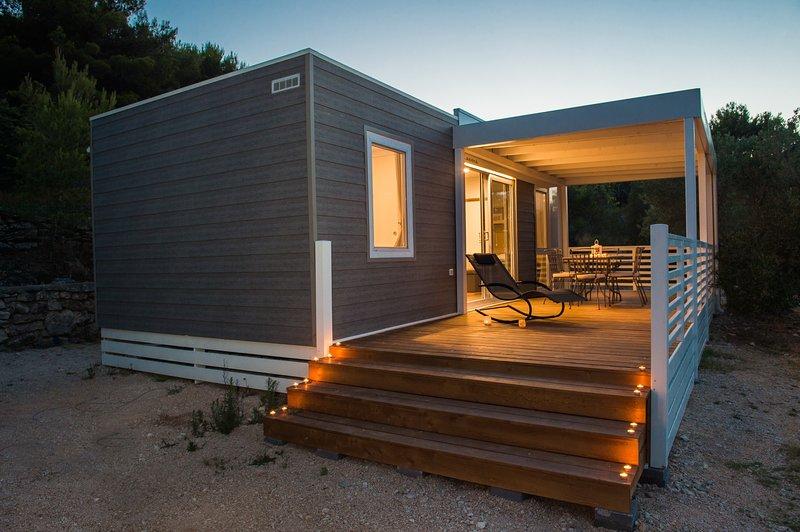 Bluebay Croatia Luxury Mobile Home Roko, alquiler de vacaciones en Jezera