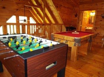 Fooseball Pool table