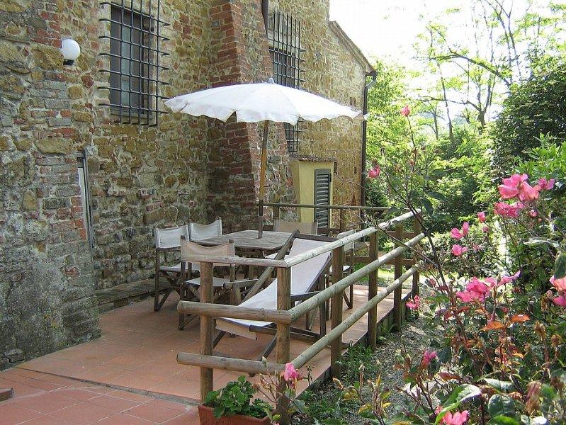 Casa Bonaventura C, holiday rental in Montaione